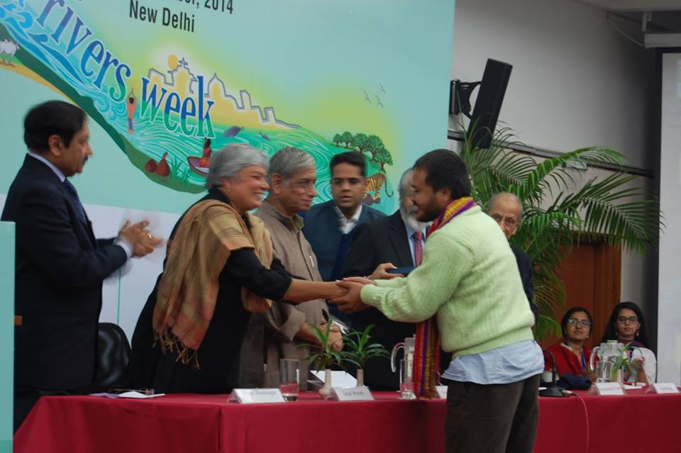 Bhagirath Prayas Samman awards being conferred to individuals and organizations for their work on river protection