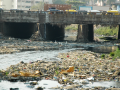 Oshiwara river in Mumbai