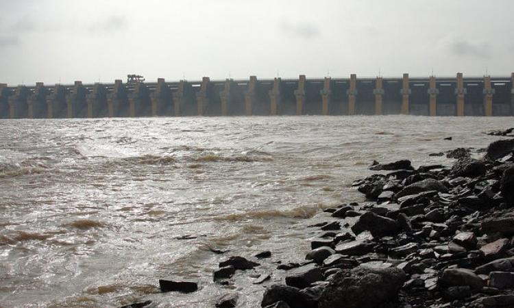 Narmada river in Madhya Pradesh (Source: IWP Flickr photos)