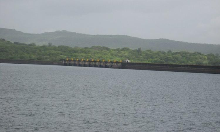 A dam in Maharashtra (Source: IWP Flickr Photos)