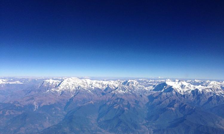 A view of the Himalayas. (Source: IWP Flickr photos--photo for representation purpose only)