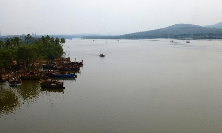 The Mandovi river disputed between Karnataka and Goa (Source: IWP Flickr Photos)
