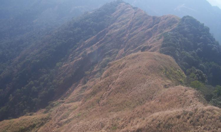 Hills of Northeast India Source: Wikipedia