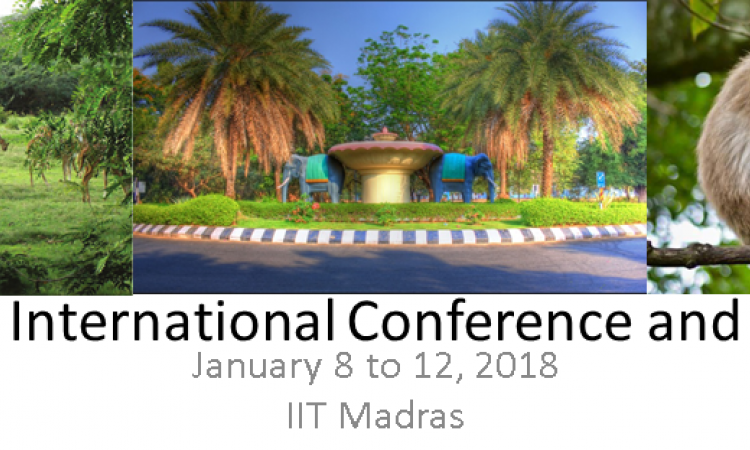 2018 SWAT Conference in Chennai, India at Indian Institute of Technology Madras