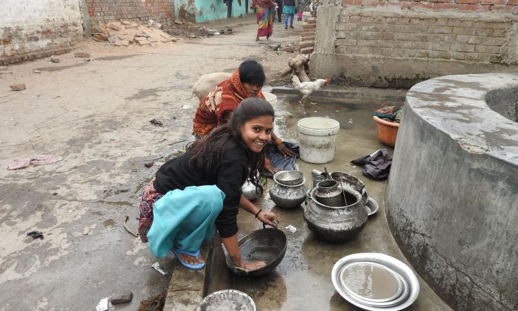 The state of water supply and sanitation continues to be poor in India.