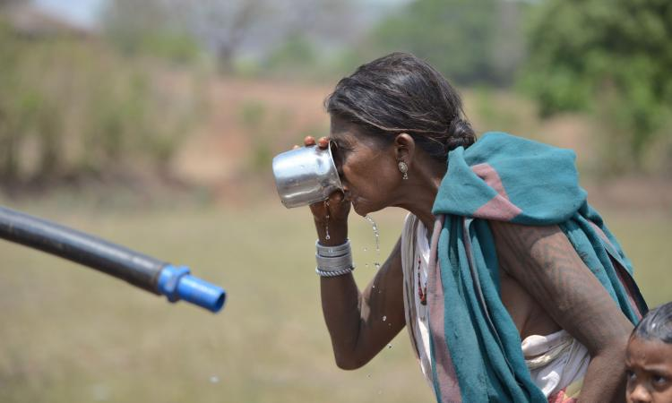 About 200,000 people die each year in India from diseases related to unclean water (Image: FRANK Water)